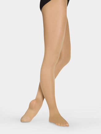 Adult Footed Ultra Soft Dance Tight - Style No 1815