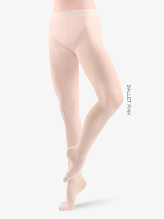 Adult Studio Basics Footed Tight - Style No 1825