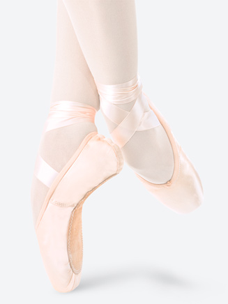 2007 Ballet Pointe Shoe - Style No 2007