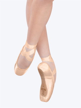 Adult Recital Pointe Shoe - Style No 202