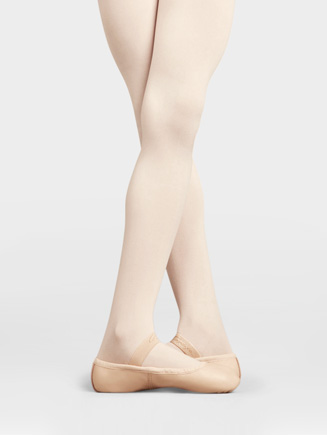 """Daisy"" Child Split-Sole Leather Ballet Slipper - Style No 205SC"