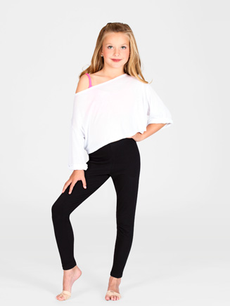 Child Ankle Length Legging - Style No 2102C