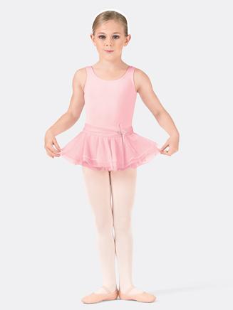 Girls Tank Tutu Dress - Style No 2232