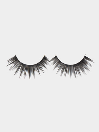 Natural Full Eyelashes with Glue - Style No 2480A