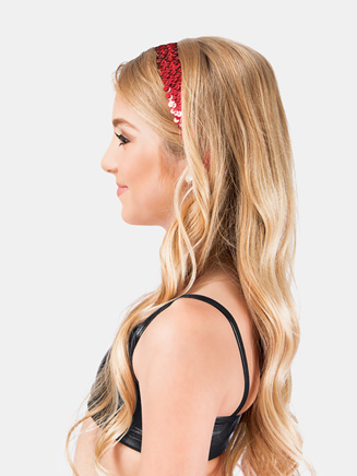 Sequin Headband - Style No 2657