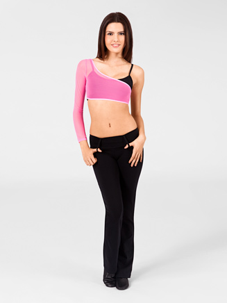Jazz Pant With Trouser Detail - Style No 3647