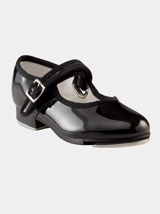 """Mary Jane"" Adult Buckle Strap Tap Shoe - Style No 3800"