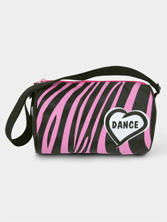 Wild Ones Zebra Duffle - Style No 4110