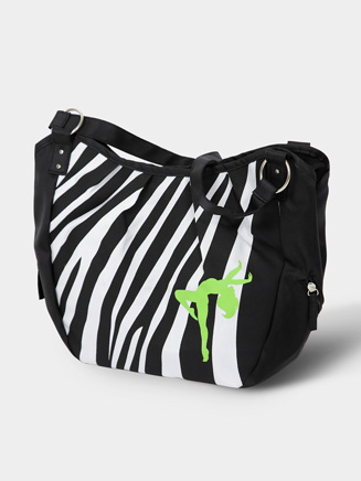 Wild Ones Zebra Large Tote - Style No 4114