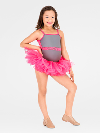 Child Organza Tutu - Style No 4900