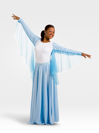 Adult Plus Size Angel Wing Shrug - Style No 505XX