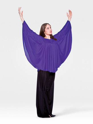 Adult Plus Size Angel Wing Pullover - Style No 568XX