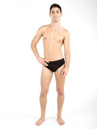 Child Full Seat Dance Brief - Style No 5935Y