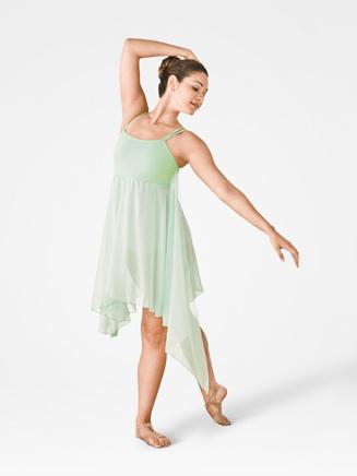 Body Wrappers Adult Asymmetrical Dress