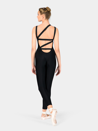 Adult Unitard with Elastic Back - Style No 88250