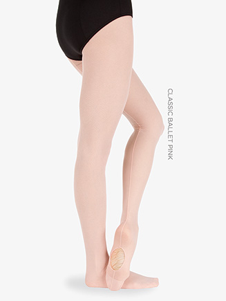 Adult Convertible Backseam Dance Tight - Style No A46