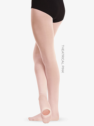 Adult totalSTRETCH Value Convertible Tights - Style No A81