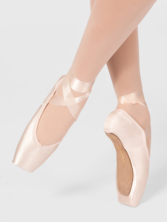 Almaz Pointe Shoe (Diamond) - Style No AD