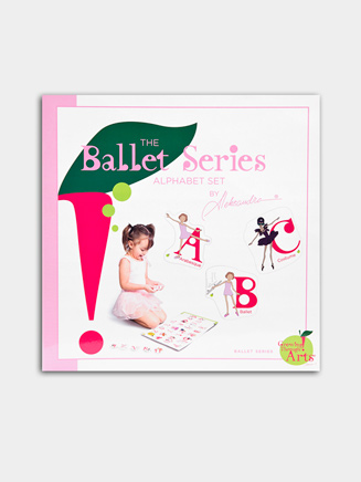 Ballet Alphabet Set - Style No BALPHA
