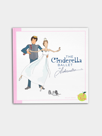 Cinderella Storybook - Style No BCINSTORY