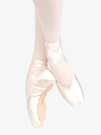 "Adult ""Brava"" Pointe Shoe - Style No BD"