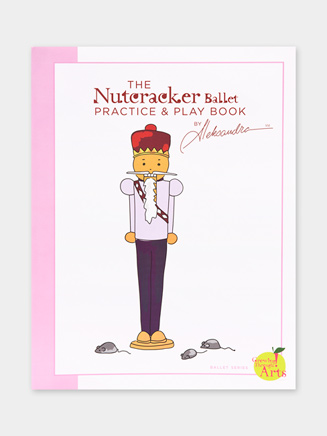 Nutcracker Practice and Play Book - Style No BNUTPP