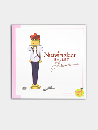 Nutcracker Storybook - Style No BNUTSTORY