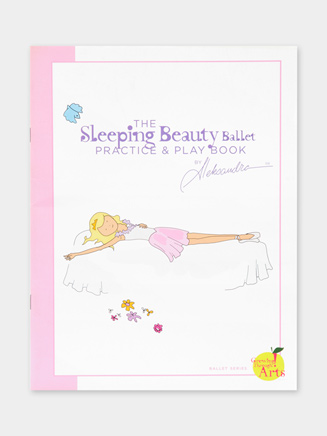 Sleeping Beauty Practice and Play Book - Style No BSBPP