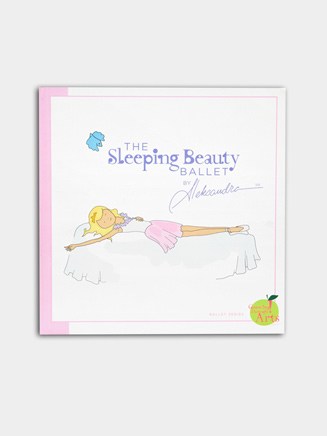 Sleeping Beauty Storybook - Style No BSBSTORY