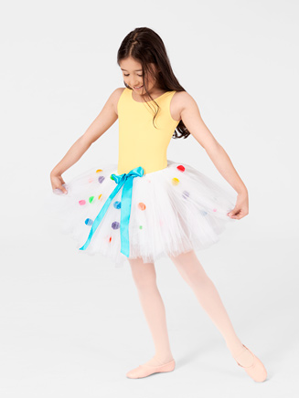 "Birthday Sprinkles 13"" Tutu - Style No BSS"