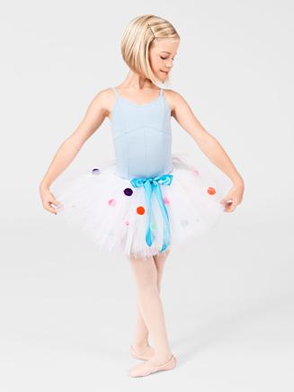 Little Miss Princess Tutu Birthday Sprinkles Thumbelina 9