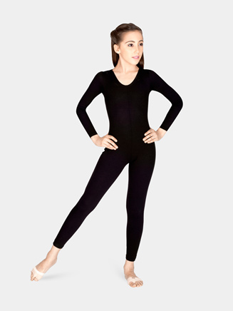 Child Long Sleeve Unitard - Style No BW117