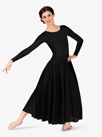 Adult Dance Dress - Style No BW512