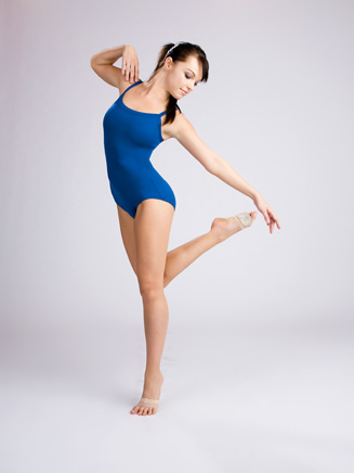 Adult Dancelogic BraTek Camisole Dance Leotard - Style No BX110