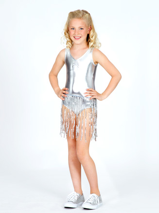 Adult/Child Beaded Skirt Accessory - Style No C27190