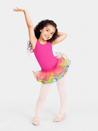 Toddler Rainbow Tutu Skirt - Style No C28188S