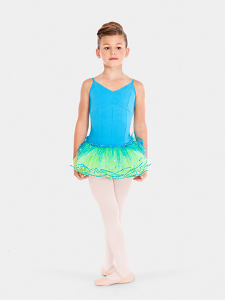 Child Sequin Dot Tutu - Style No C28346