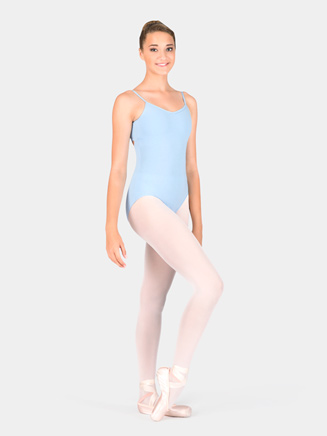 Adult Camisole Multi-Strap Back Dance Leotard - Style No CC102