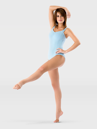 Adult Tank Dance Leotard - Style No CC202