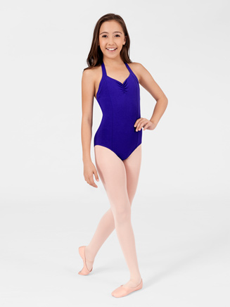 Adult Halter Dance Leotard - Style No CC300