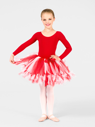 "Candy Cane Craze 13"" Tutu - Style No CCC"