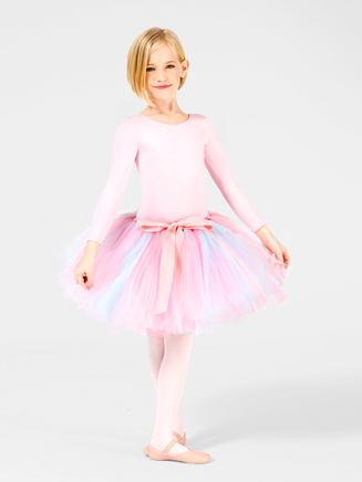 "Cotton Candy 13"" Tutu - Style No CCS"