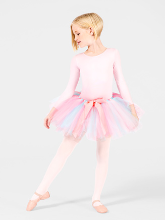 "Cotton Candy 9"" Tutu - Style No CCT"