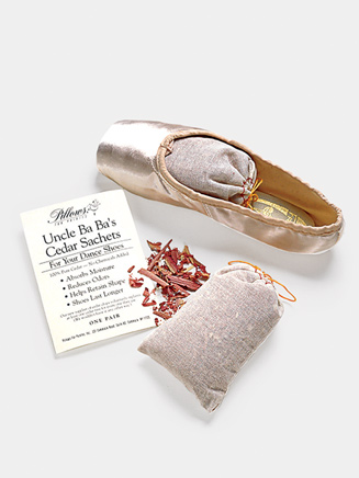 Pointe Shoe Sachets - Style No CED