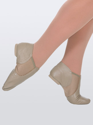 """Triple Stretch"" Adult Slip-On Jazz Boot - Style No CG15"