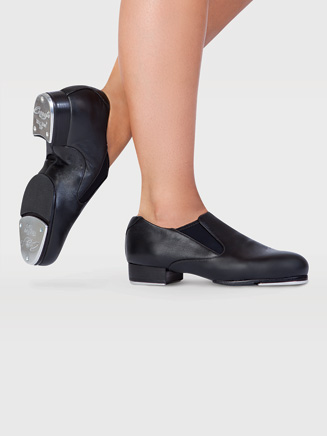"""Riff"" Adult Slip-On Tap Shoe - Style No CG18"