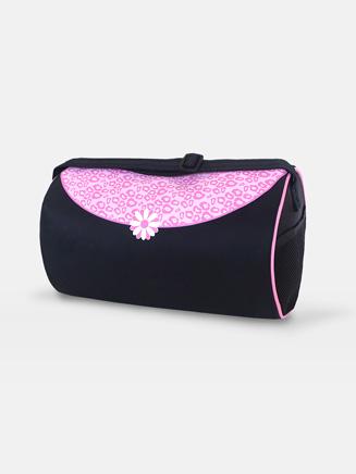 Sassi Pink Cheetah Duffle Bag