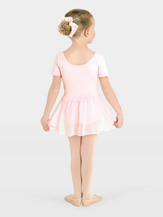 Child Short Sleeve Dress - Style No CL5342