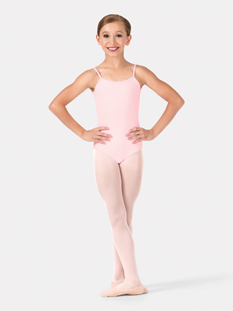 Girls Essential Camisole Leotard - Style No CL5607