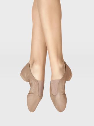 Capezio V-Jazz Low Adult Slip-On Jazz Shoe